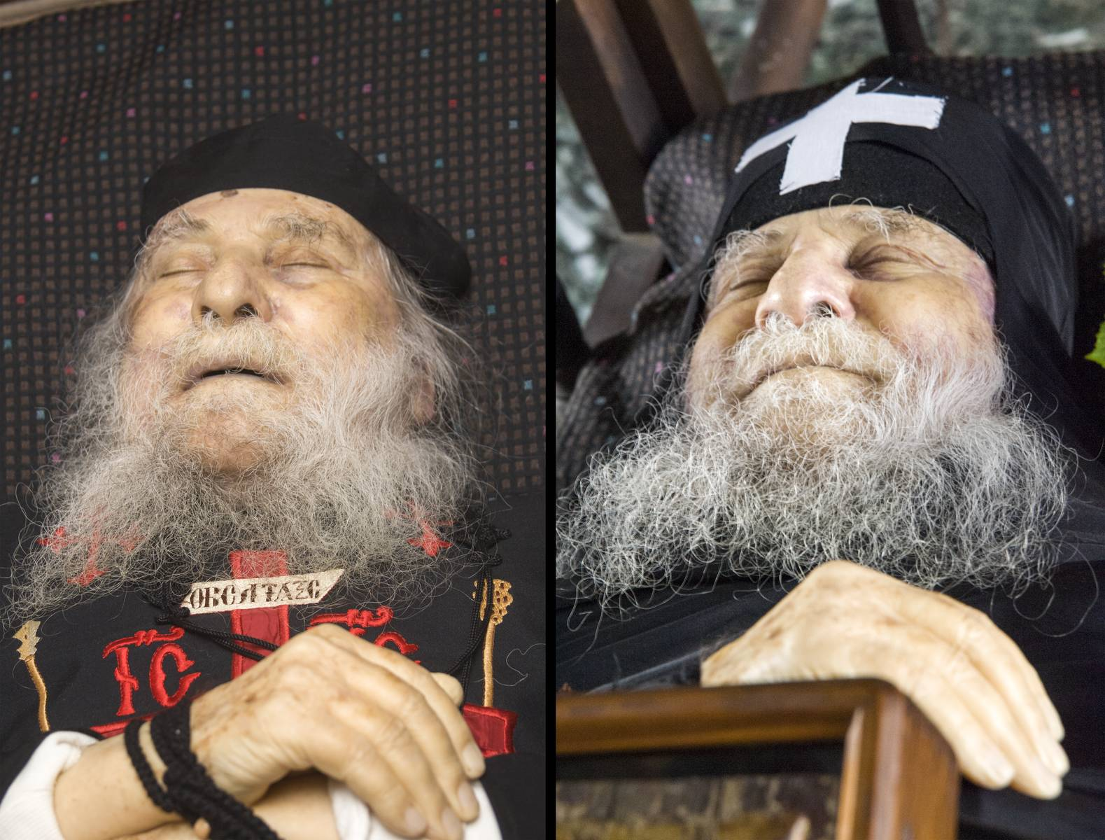 Elder Joseph of Vatopaidi - A smile from eternity
