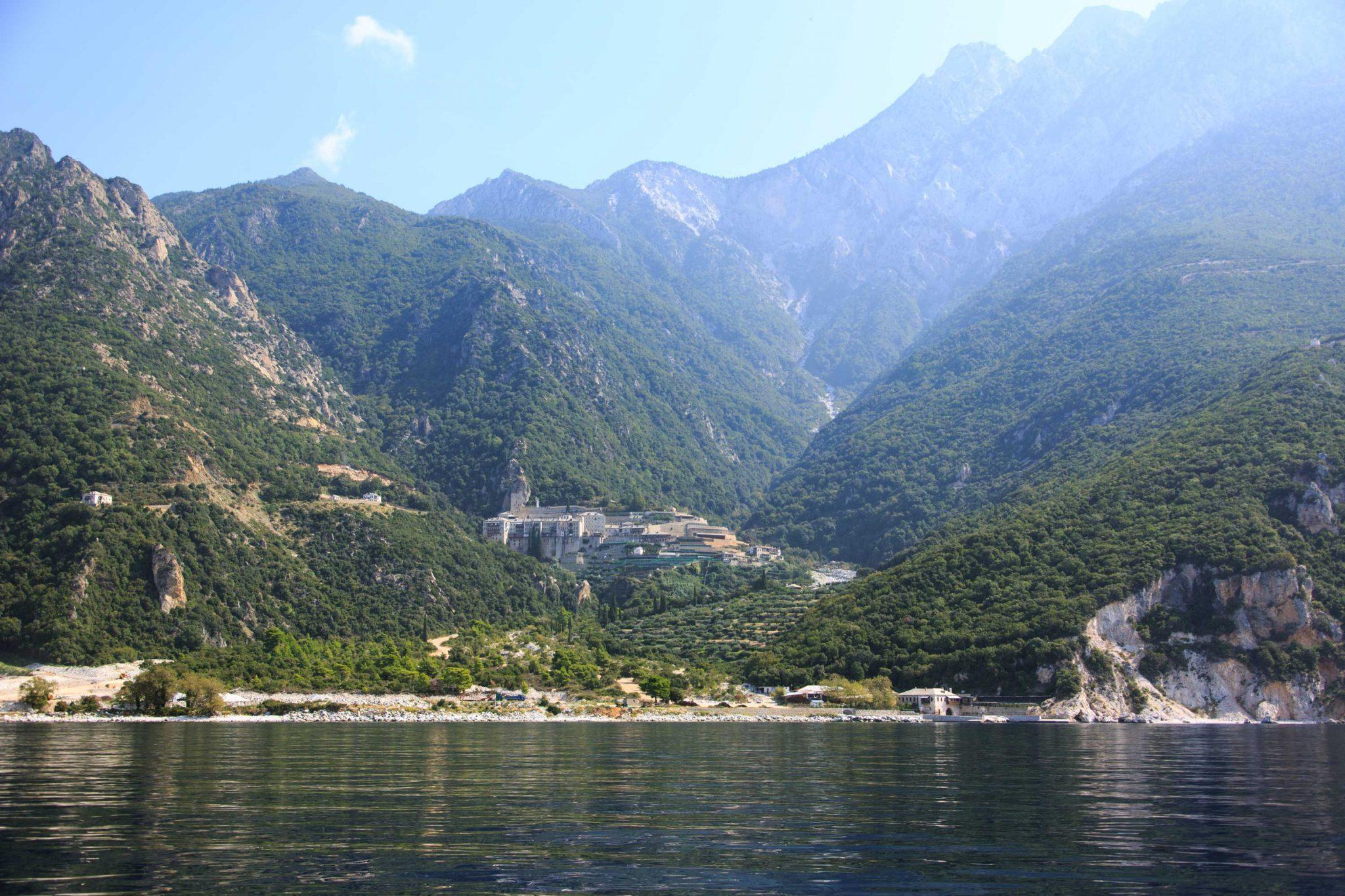 Monastery of Agios Pavlos (St Paul)