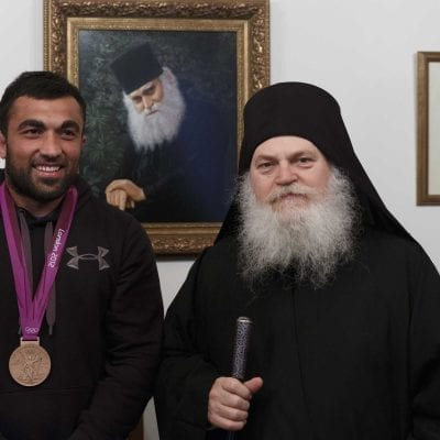The champion and the Mother of God (photo report)