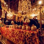 The feast of Saints of Vatopaidi: the vigil (part 1) - Photo Report