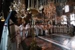 The feast of Saints of Vatopaidi: the divine liturgy (part 2) – Photo Report