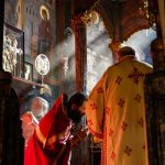 The solution for our internal chaos - Photo Report from Liturgy