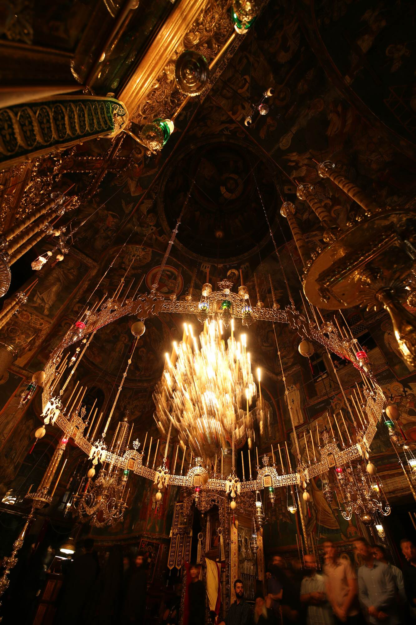 The Feast Of Saints Of Vatopaidi The Vigil Part 1