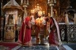 The Dormition of Theotokos – Full Photo Report – Part 2: The Divine Liturgy