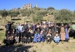 How many men did God want to create, anyway? – Big Photo Report from olives harvesting
