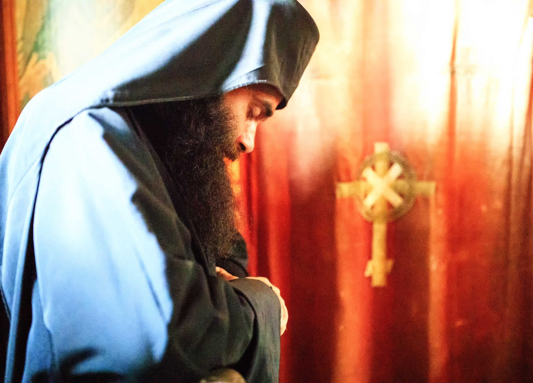 Judge, New start - Ascetic Experience - Vatopedi, Vatopaidi Monastery Holy Mountain (Athos)