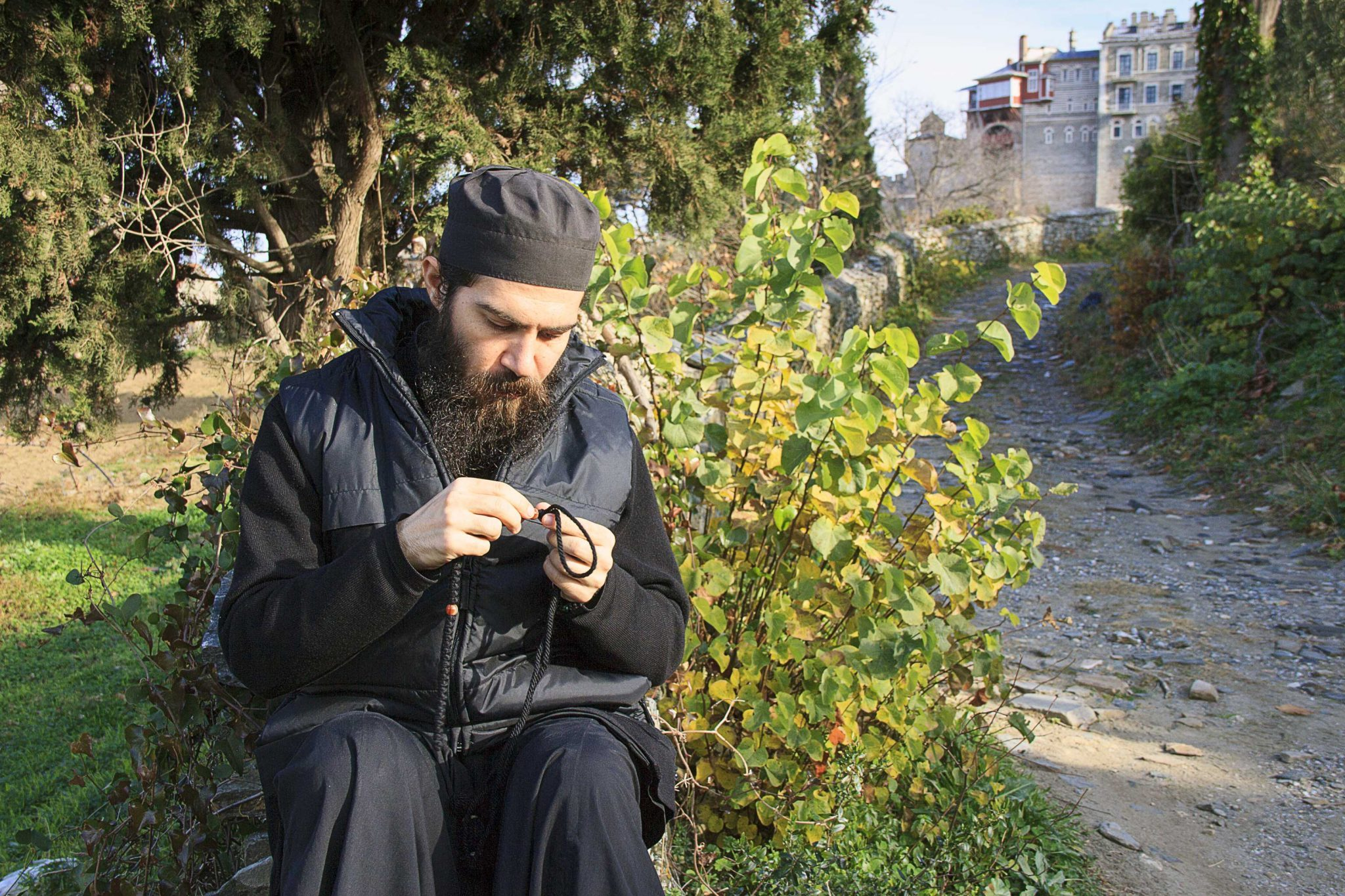 Ascetic Experience - Vatopedi, Vatopaidi Monastery Holy Mountain (Athos) - sanctification