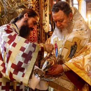 How can we find happiness - Photo journal from the feast of St. John Chrysostom – part 2: the Liturgy