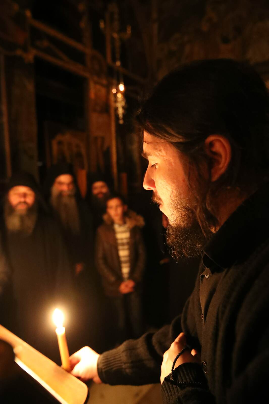 miracles - Ascetic Experience, Vatopaidi (Vatopedi), Mount Athos, Holy Mountain
