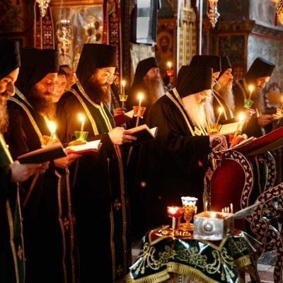 Unity heals, separation wounds - Photo Journal from the service of Holy Unction (Audio)