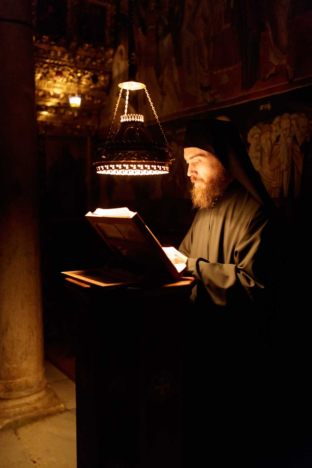 intelligent - Ascetic Experience, Vatopaidi (Vatopedi), Mount Athos, Holy Mountain