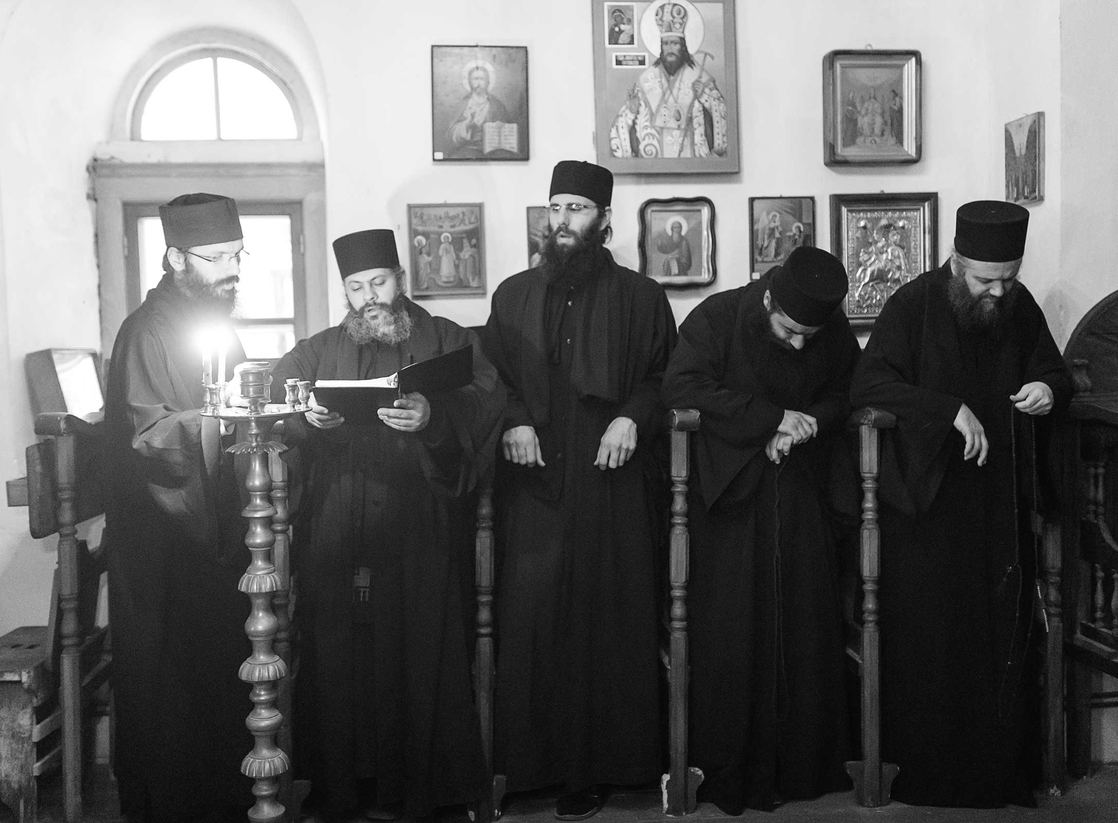 grace of the Holy Spirit - Ascetic Experience, Vatopaidi (Vatopedi), Mount Athos, Holy Mountain