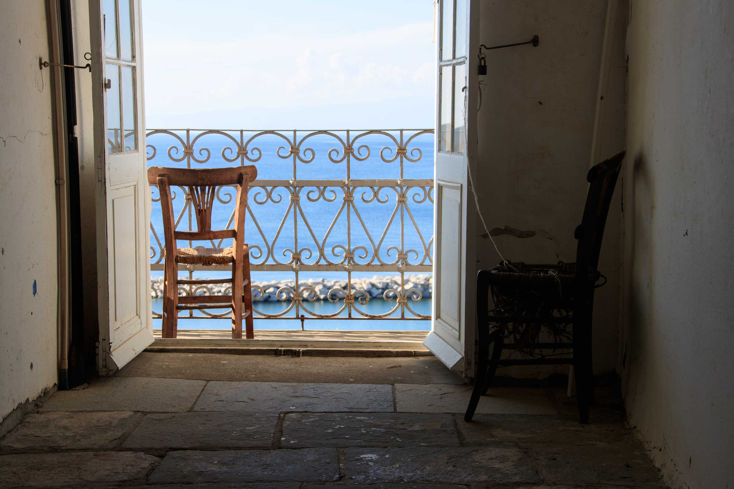 self love - Ascetic Experience, Vatopaidi (Vatopedi), Mount Athos, Holy Mountain
