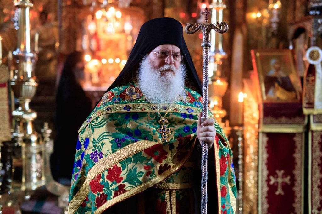 abbot Ephraim