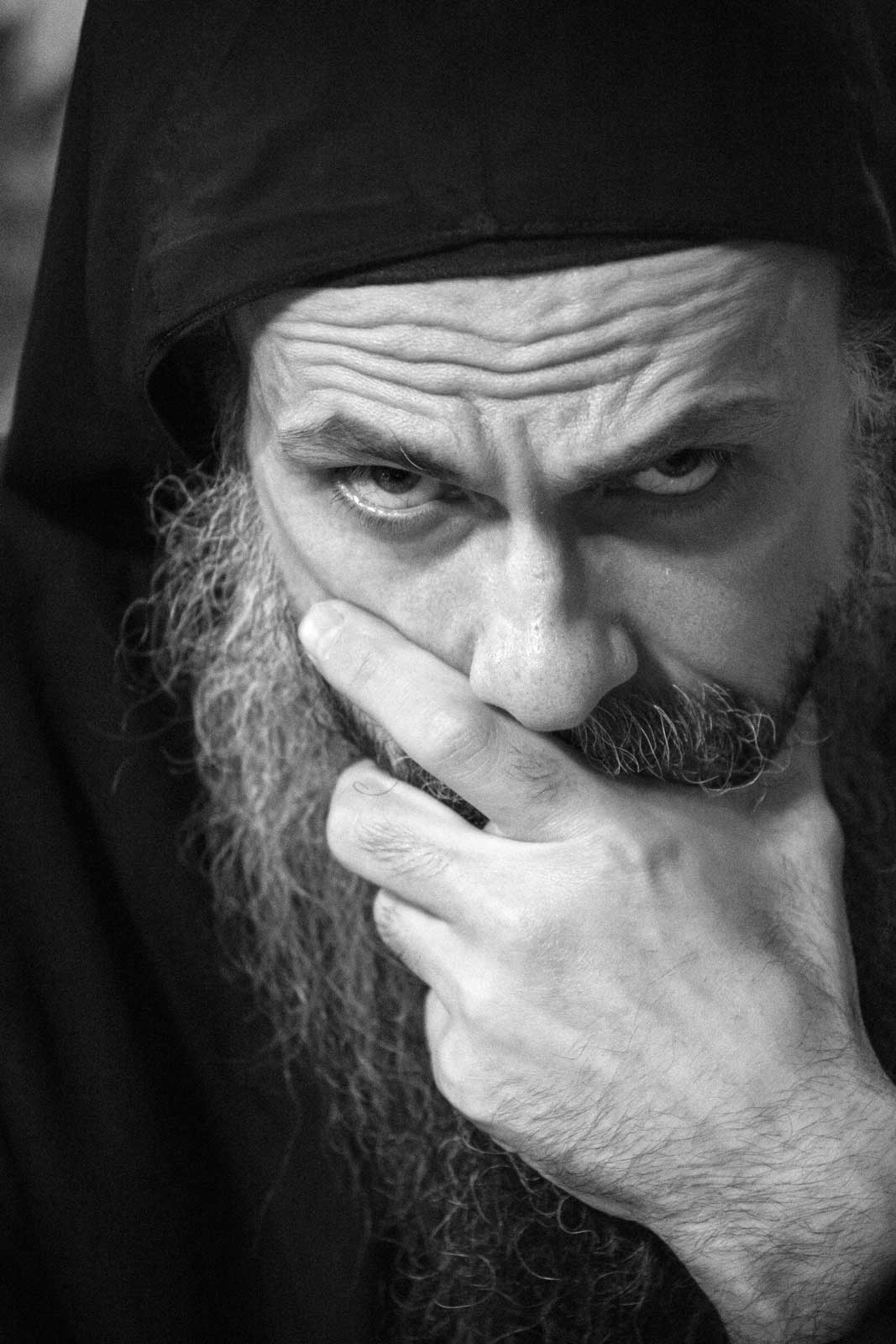 hospital for sinners - Ascetic Experience, Vatopaidi (Vatopedi), Mount Athos, Holy Mountain