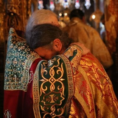 The disposition of obedience: How to become a deacon - Photo Journal from the Feast of the Annunciation
