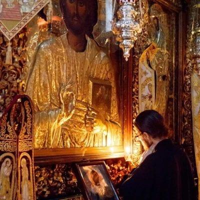 Divine love is the key of prayer