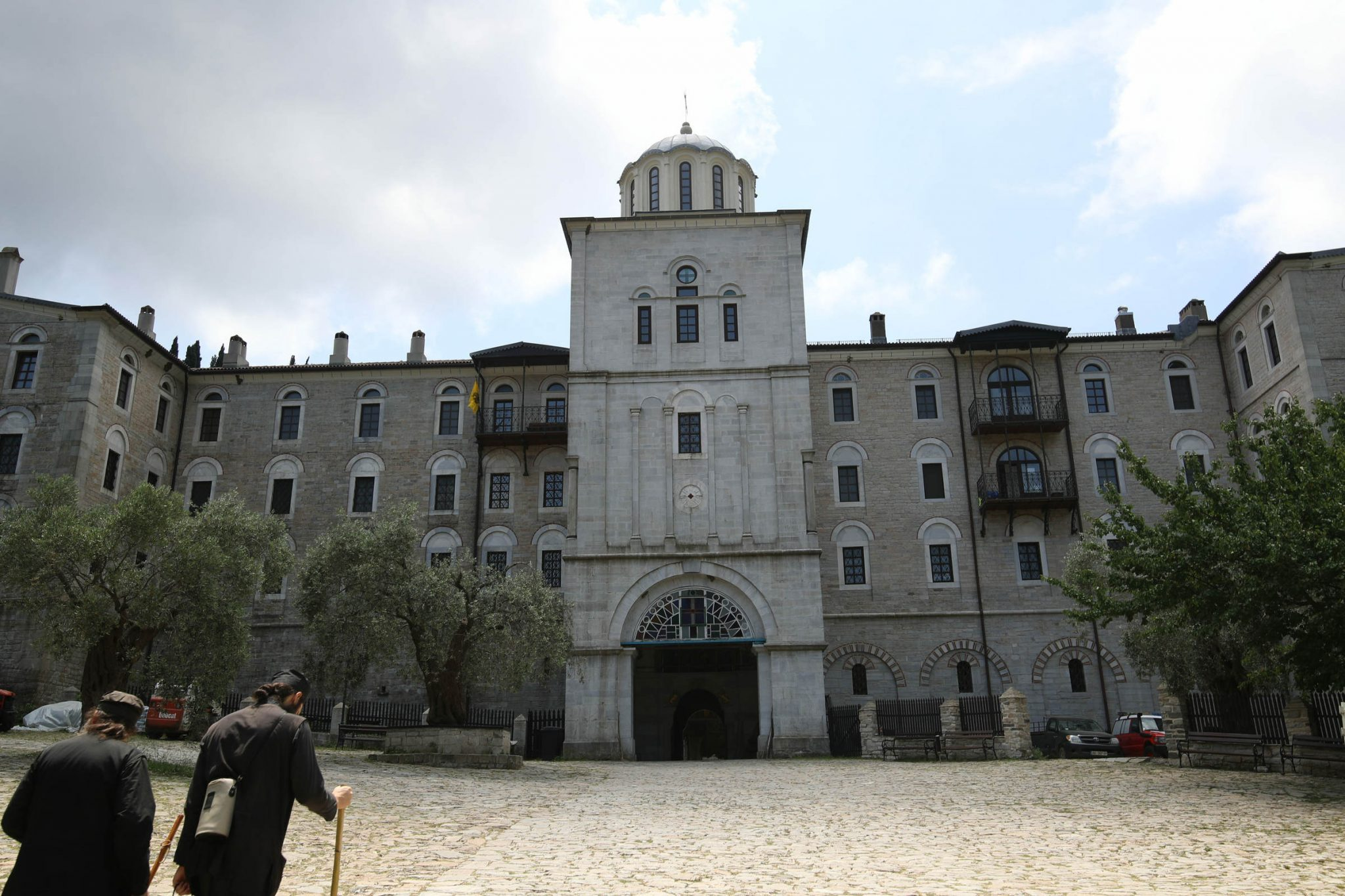 The Holy Monastery of Zographou, Mount Athos