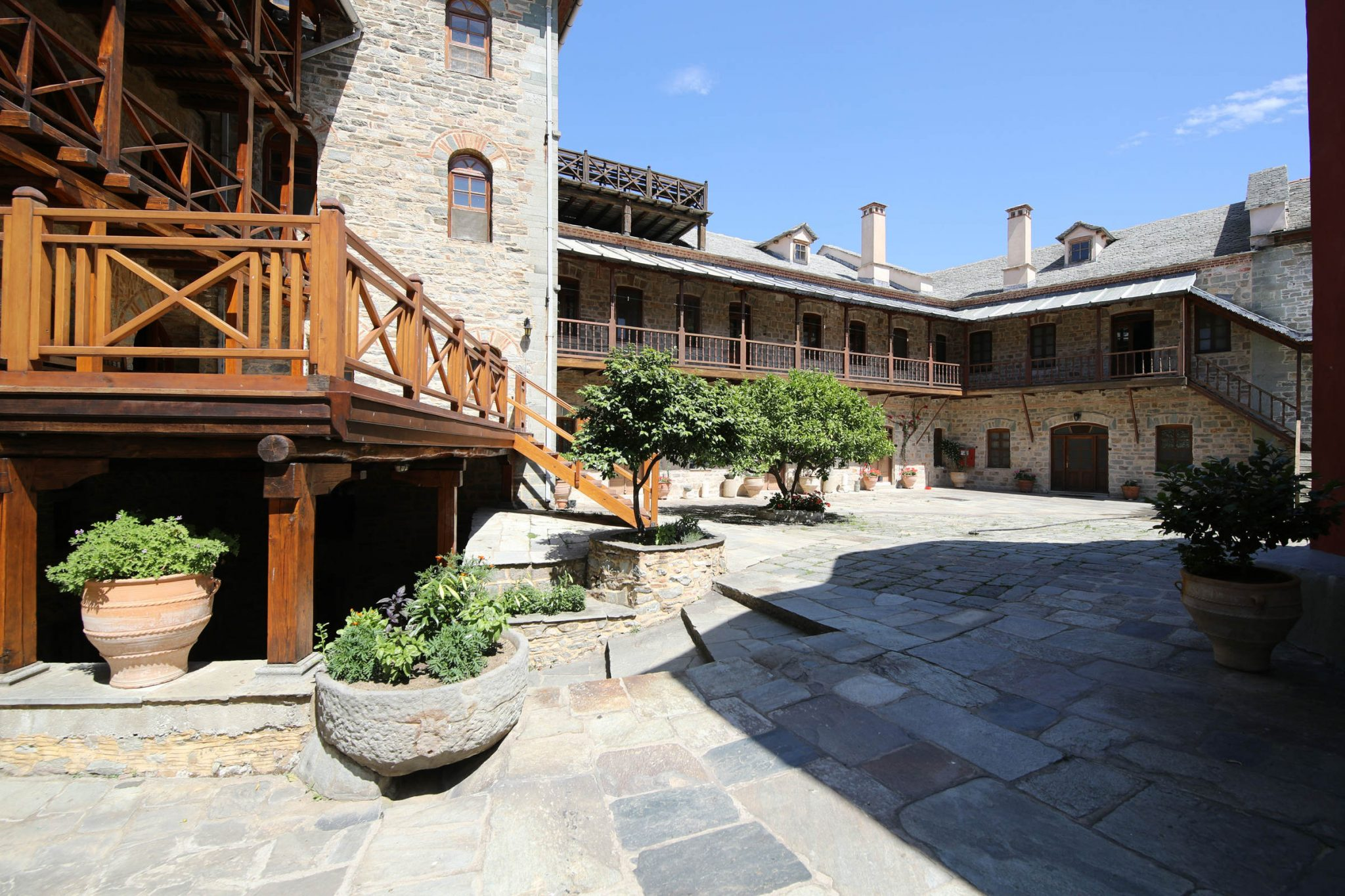 The Holy Monastery of Karakalou, Mount Athos
