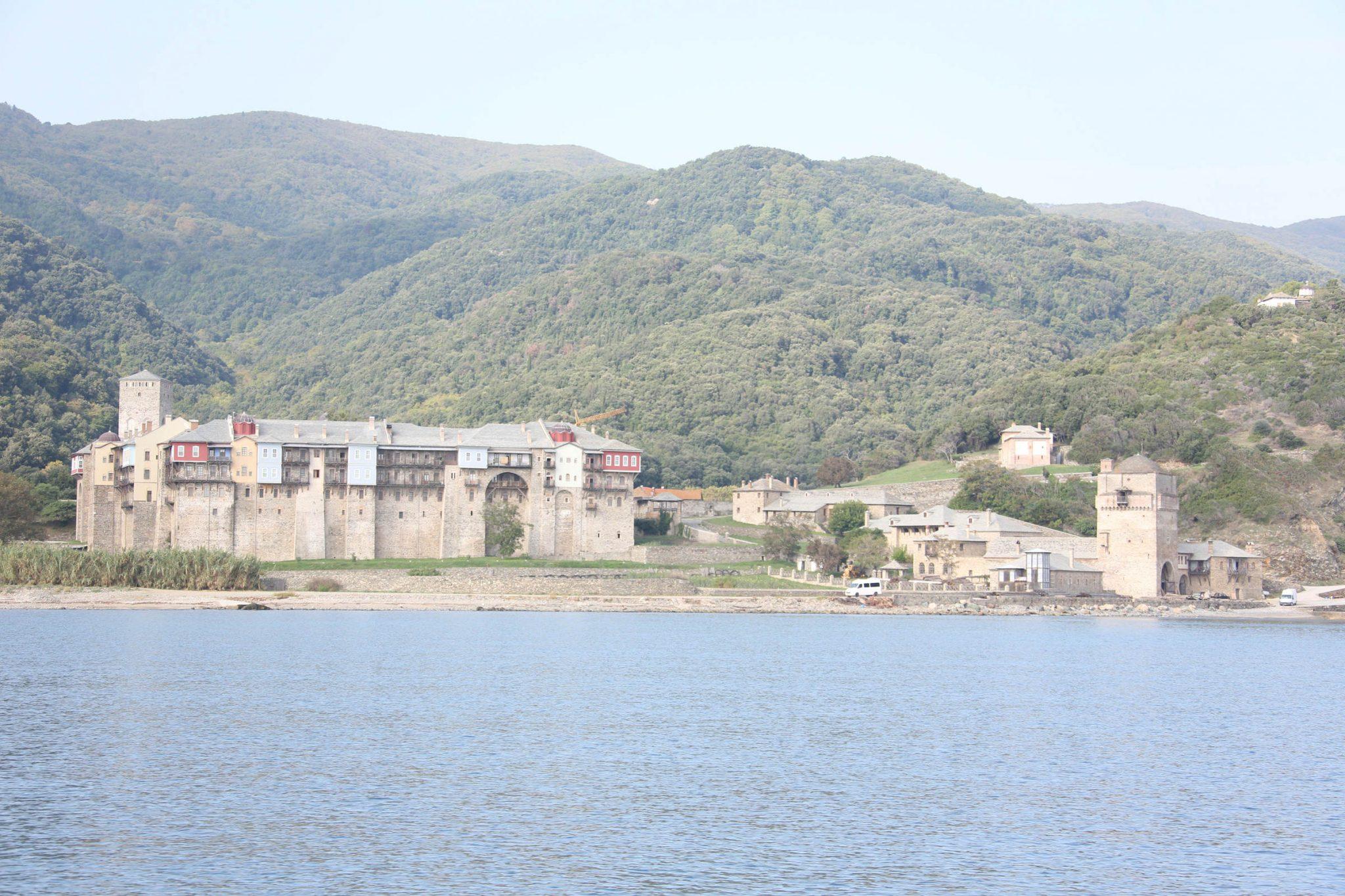 The Holy Monastery of Iviron, Mount Athos