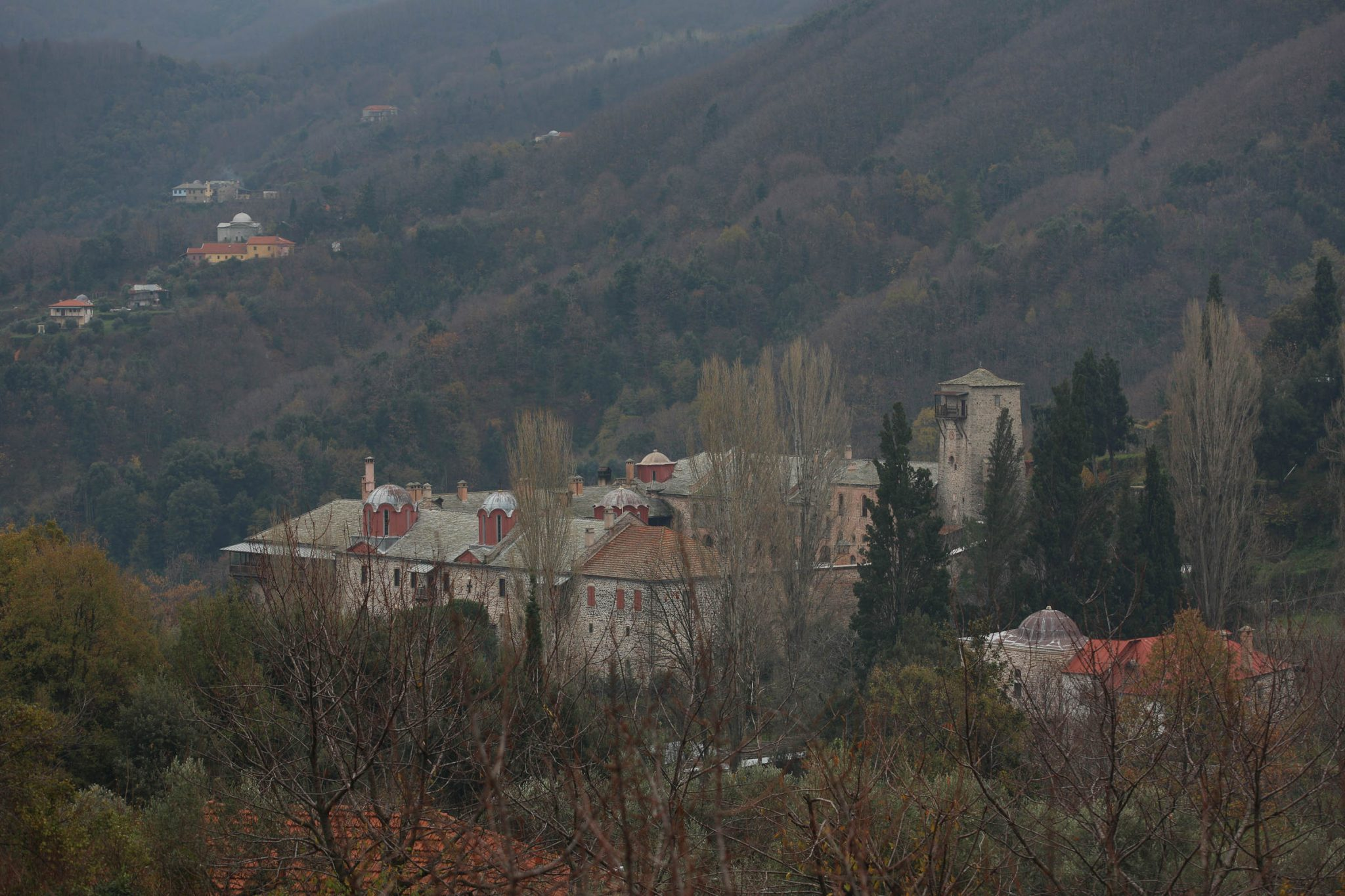The Holy Monastery of Koutloumousiou, Mount Athos