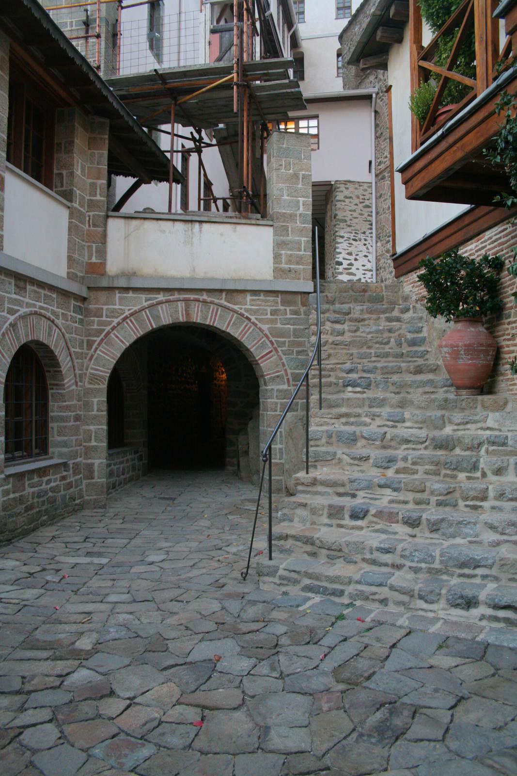 The Holy Monastery of Simonopetra, Mount Athos