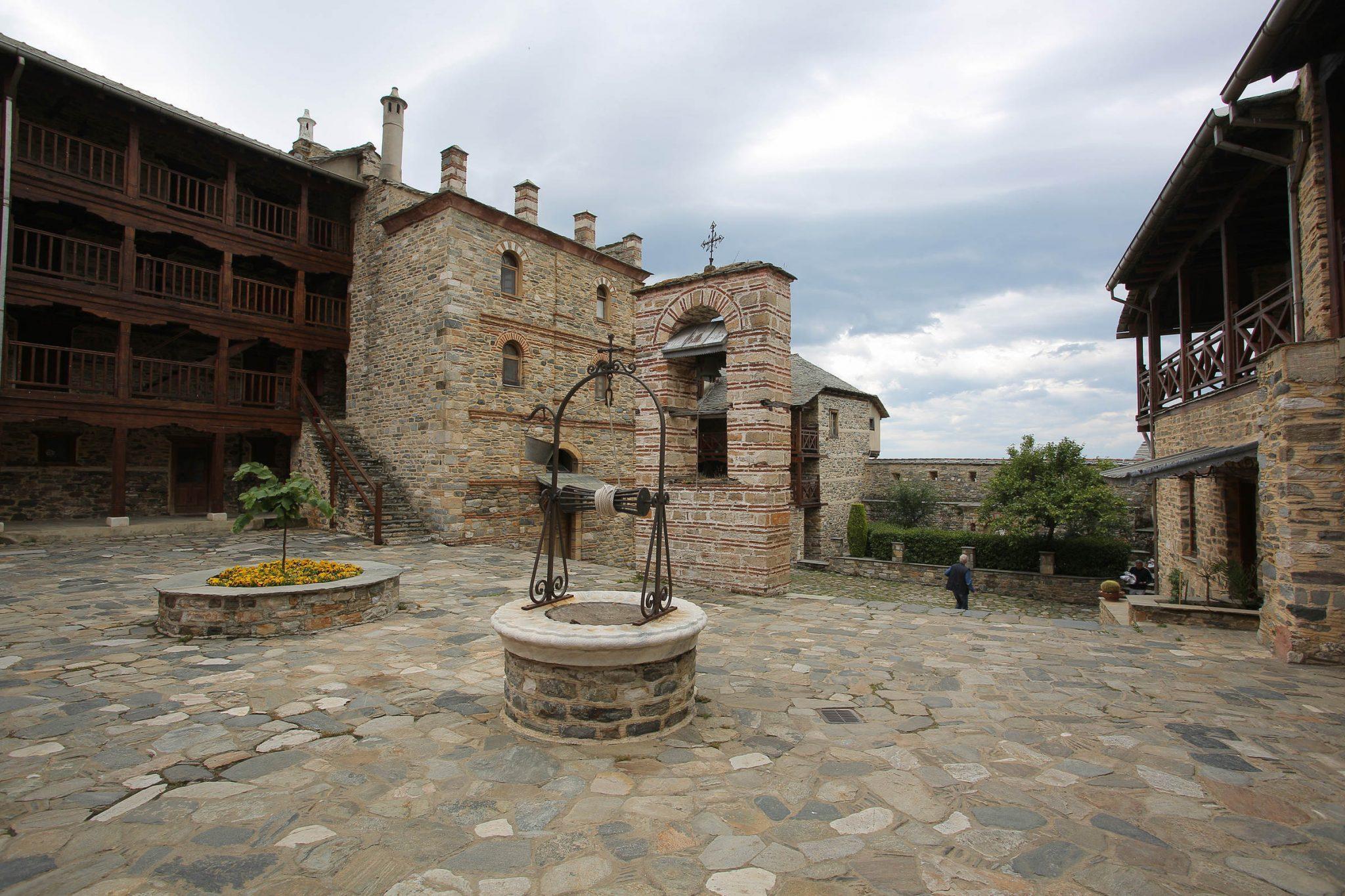 The Holy Monastery of Xenofontos, Mount Athos