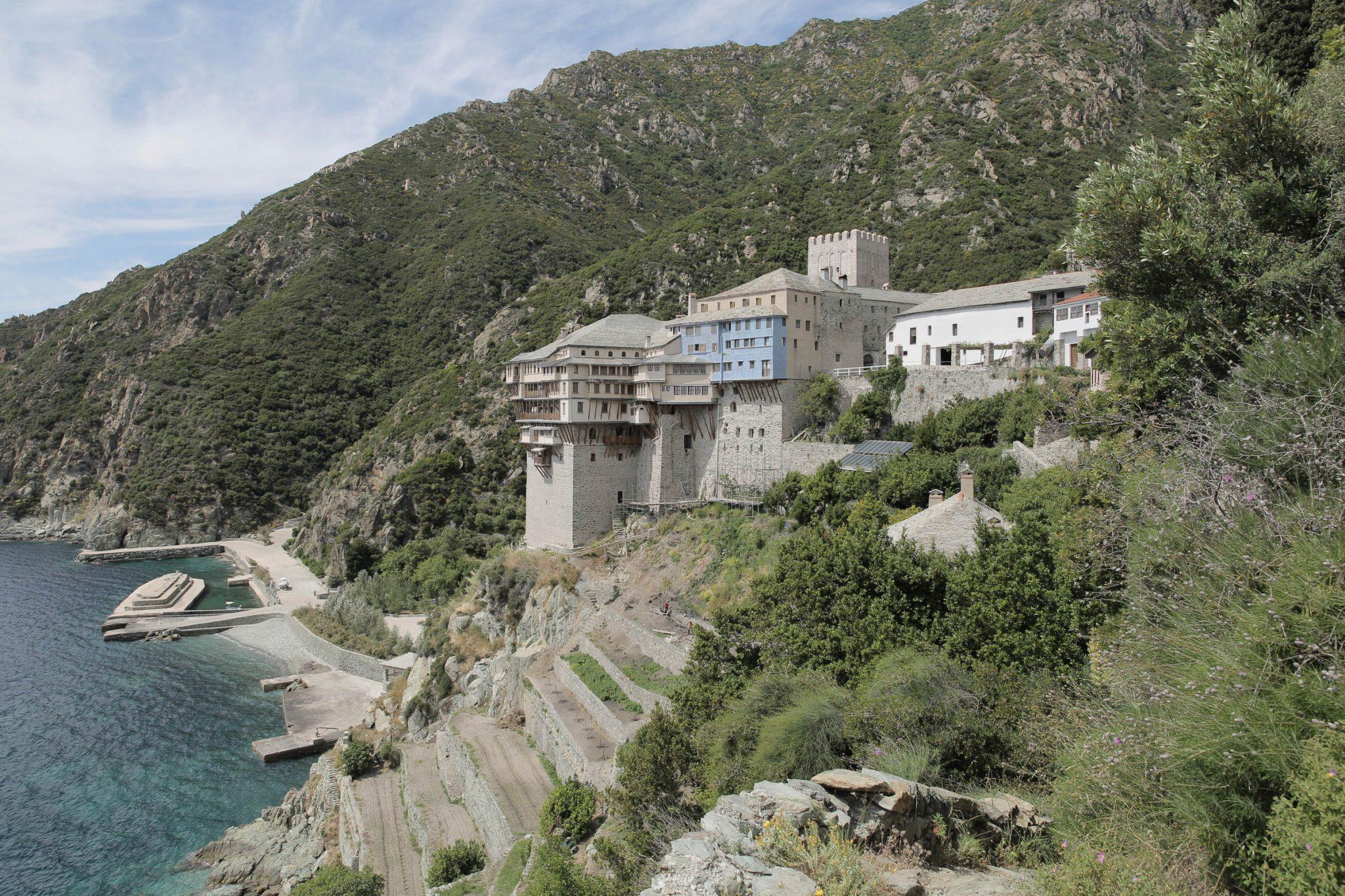 The Holy Monastery of Dionysiou, Mount Athos