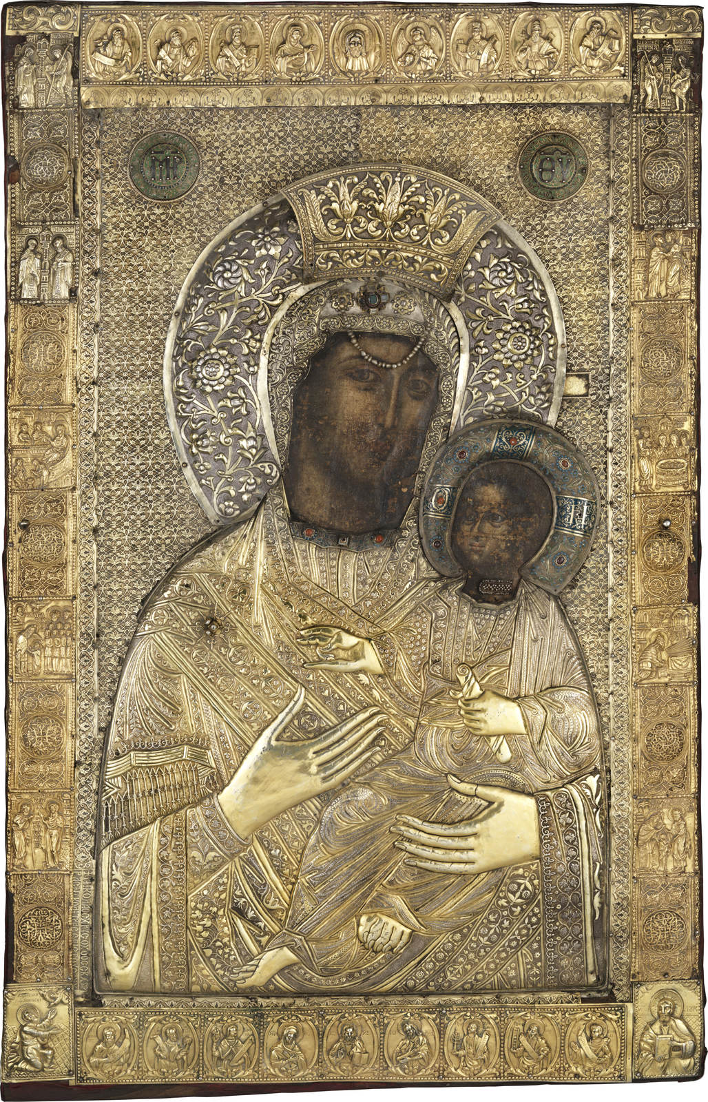 Our Lady Vimatarissa or Ktitorissa