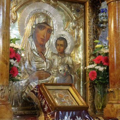 How Mother of God looked like? - Photo Journal from Her Tomb (Jerusalem)