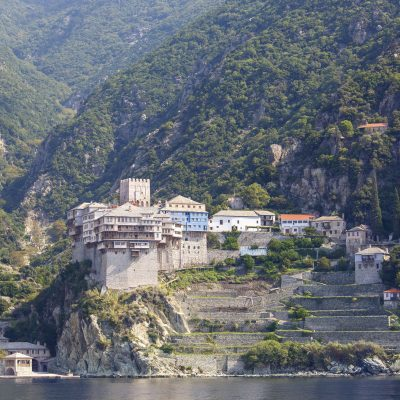 The Holy Monastery of Dionysiou, Mount Athos