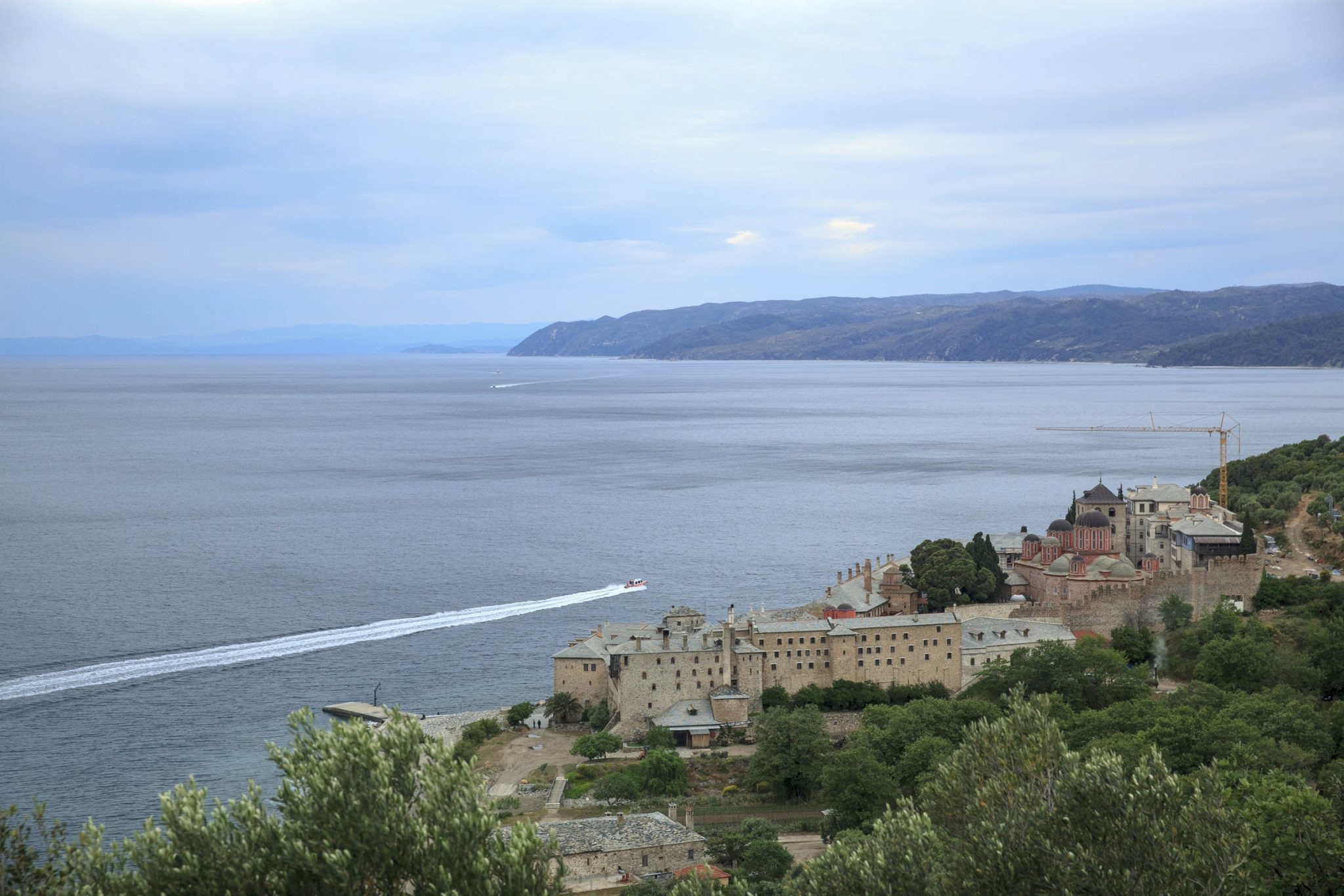 The Holy Monastery of Xenofontos, Mount Athos