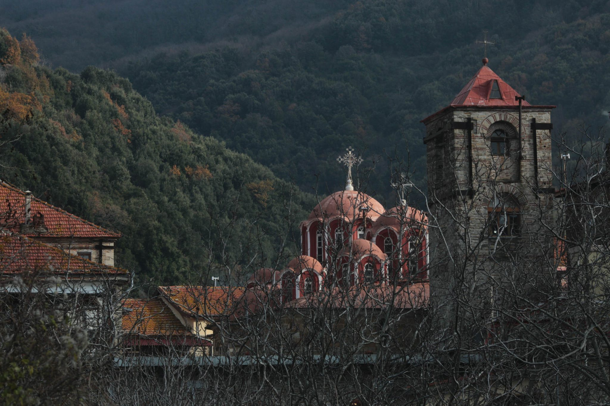 The Holy Monastery of Konstamonitou, Mount Athos