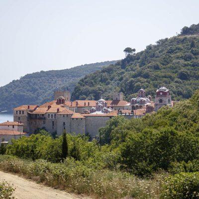 The Holy Monastery of Esphigmenou, Mount Athos