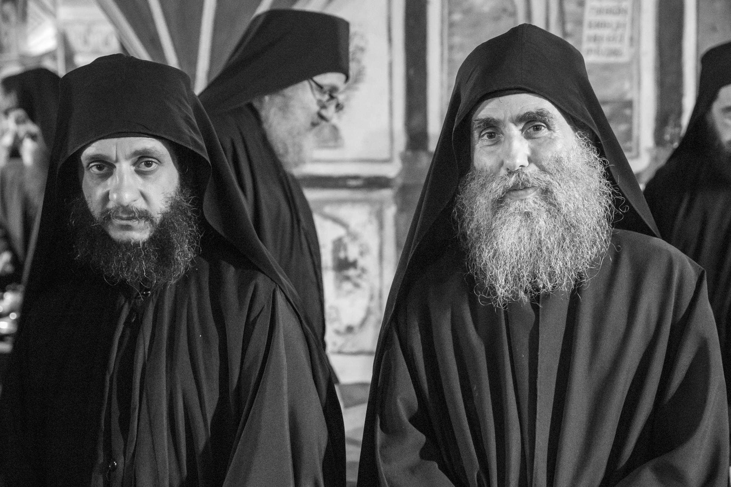 Saint Eprhaim of Katounakia: Everyone has a cross to carry