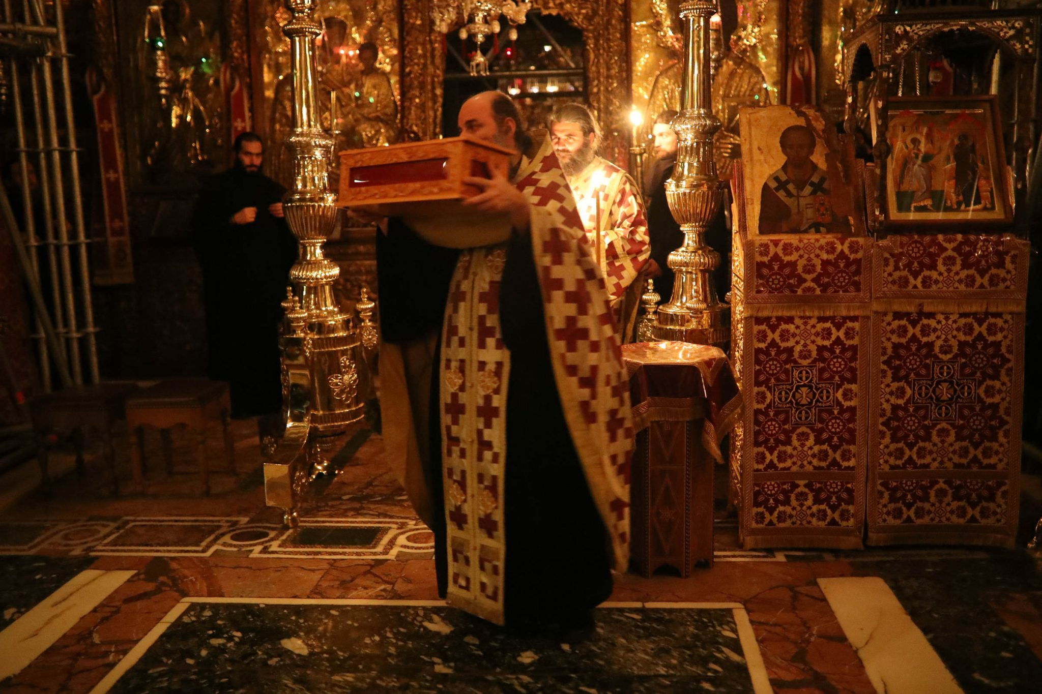 Saint Arsenios Boca, Paisios, Porphyrios: Who is saint? - Photo Journal from the feast of Saint John Chrysostom