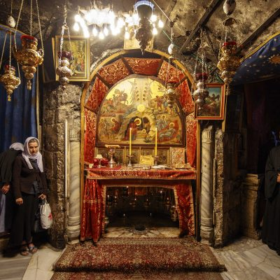 A Christmas gift - Photo journal from Bethlehem