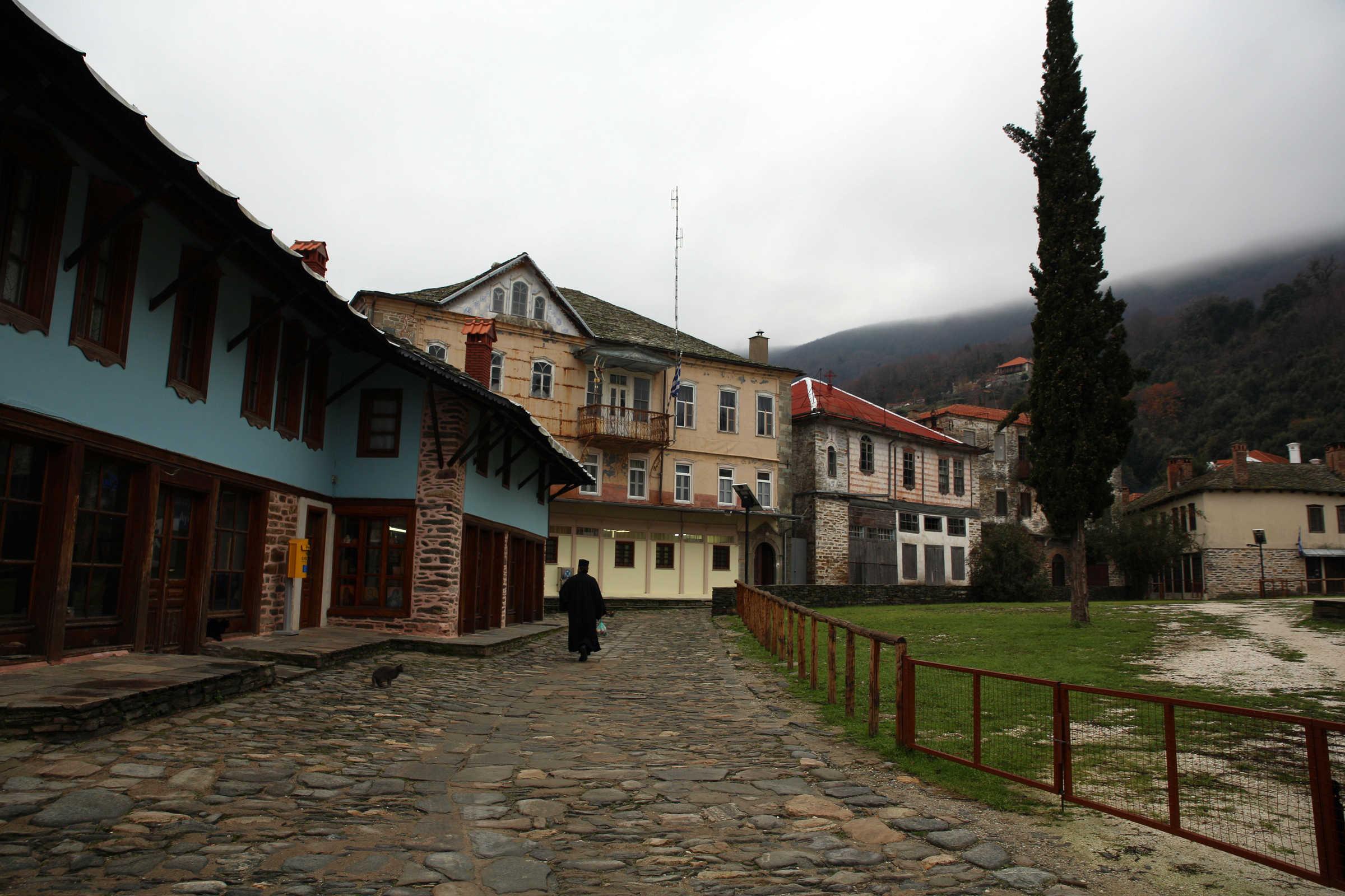 Karyes, Mount Athos - (C) Vatopedi monastery, Mount Athos