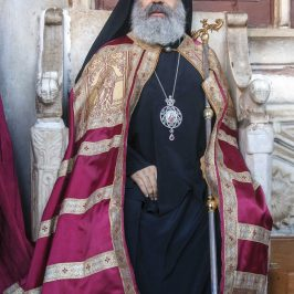 The last words of Paul (Yazigi) of Aleppo on Mount Athos - photo journal from his last Divine Liturgy