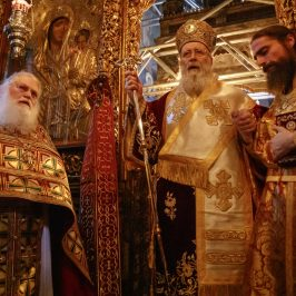 The Orthodox Priest - photo journal from the Presentation of the Lord (with audio)
