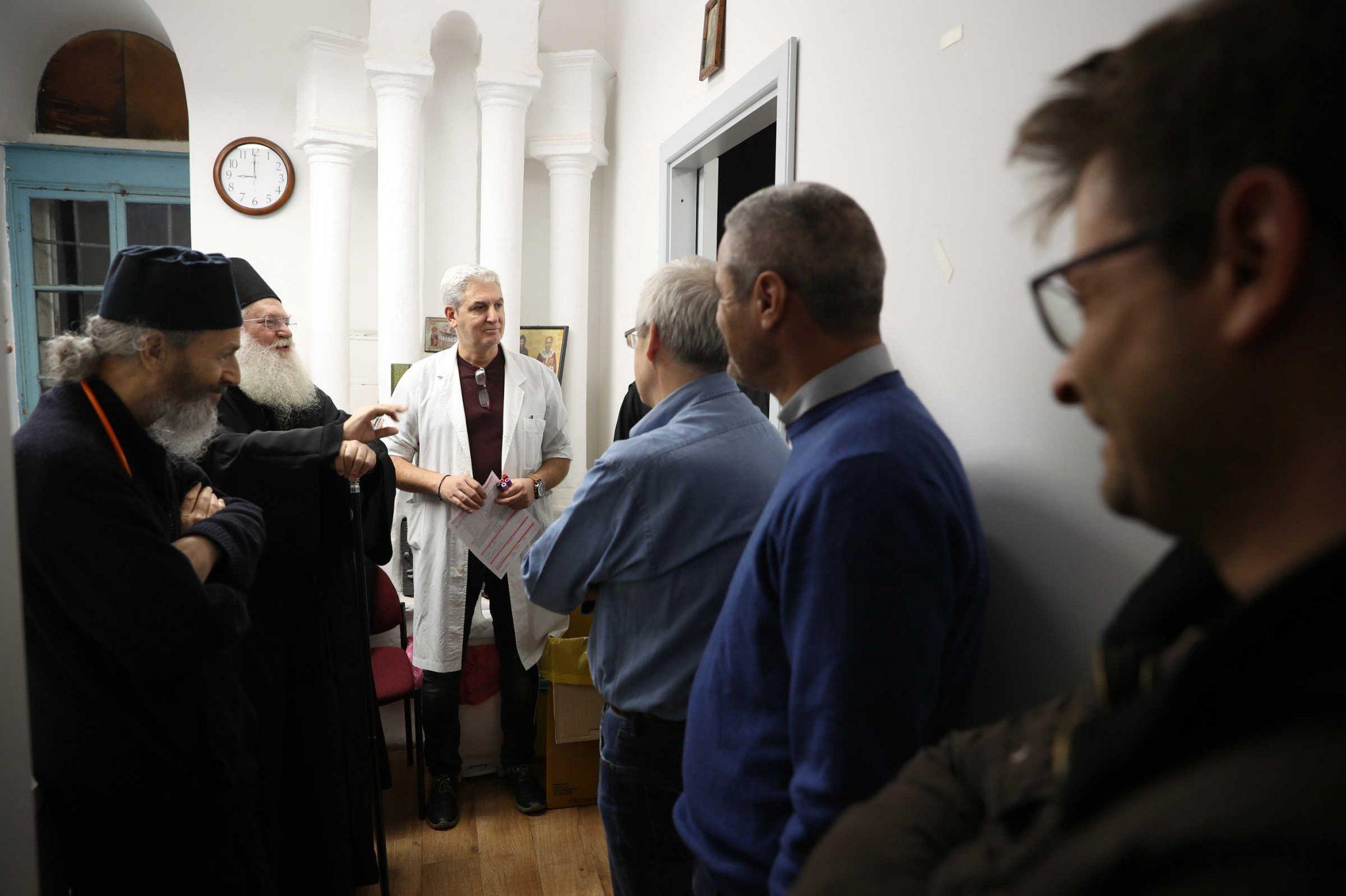 Asceticism - (C) Vatopedi monastery, Mount Athos
