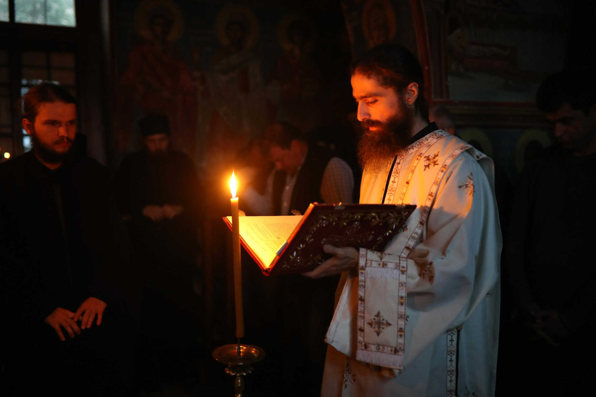 Jesus does not want the sinner's death but to return and be alive - (C) Vatopedi monastery, Mount Athos