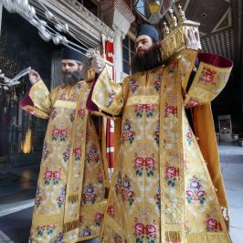 The Orthodox Deacon