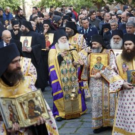 The Sunday of Orthodoxy: Short History - Photo Journal