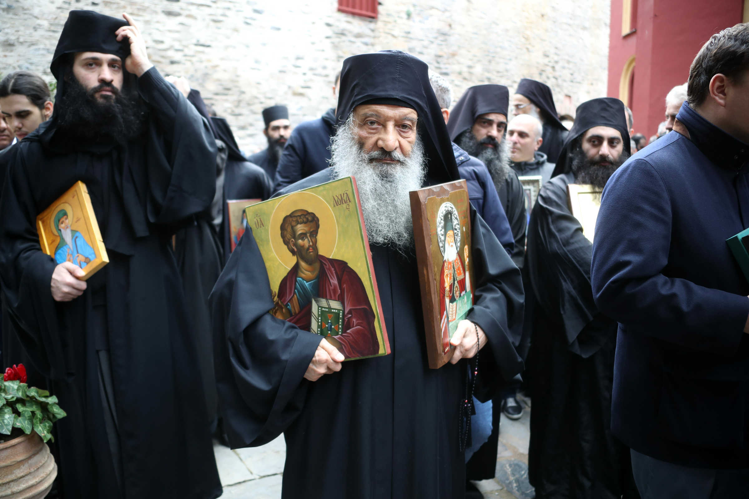 The Sunday of Orthodoxy: short history - (c) Vatopedi monastery, Mount Athos