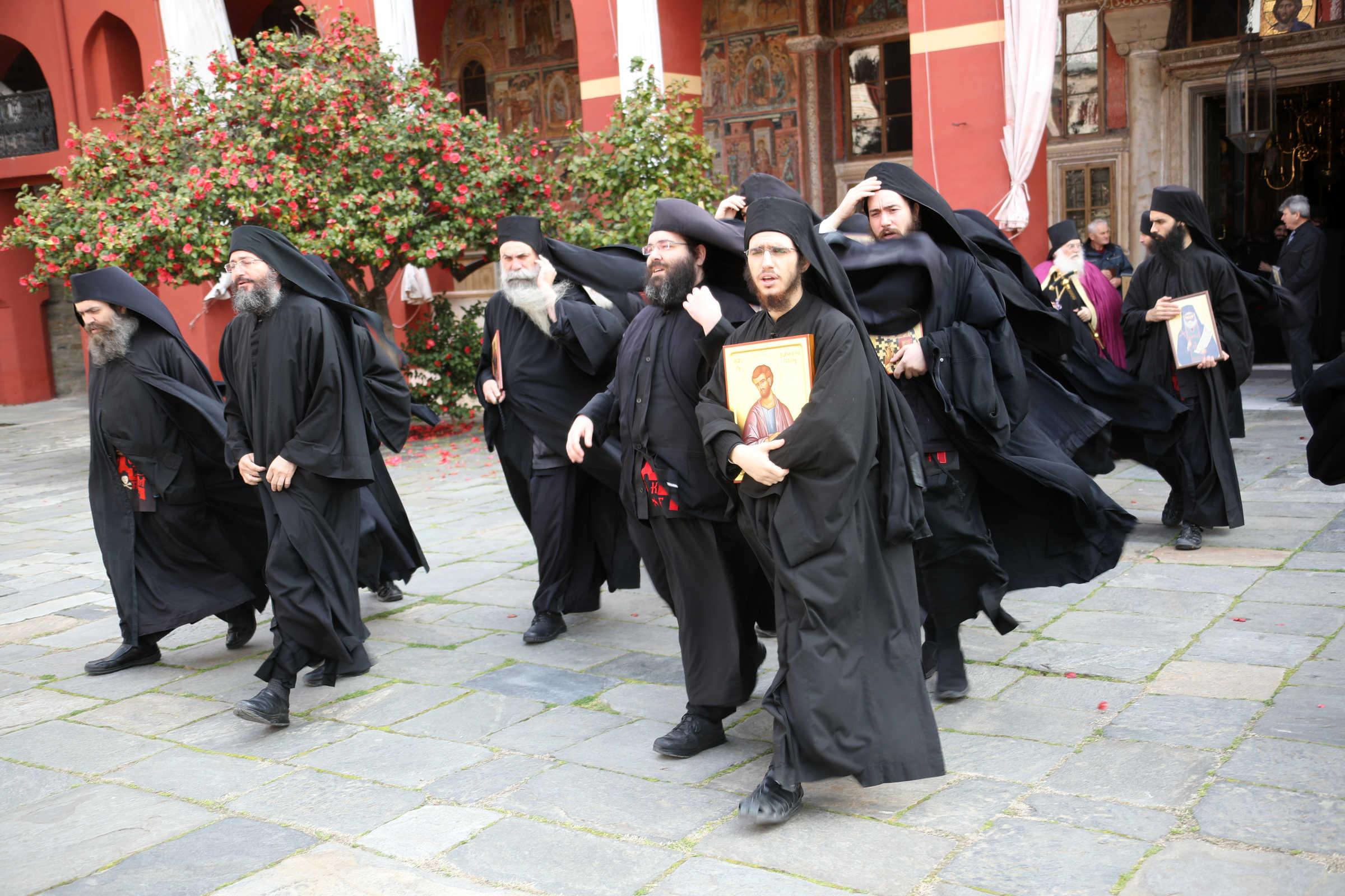 The Sunday of Orthodoxy: short history - (c) Vatopedi monastery, Mount Athos